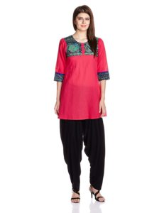 Amazon - Buy Womens Ethnic Wear at Huge Discount Starting from Rs. 159