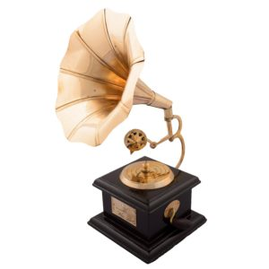 Amazon - Buy eCraftIndia Antique Music Decorative Canon Brass Showpiece at Rs. 230