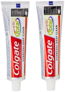 Amazon Pantry - Buy Colgate Total Charcoal Toothpaste - 120 g (Pack of 2) at Rs 102 only