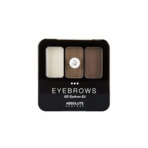 Amazon - buy Absolute New York Eyebrow Kit, Ash Blonde, 3.6g at Rs 198 only