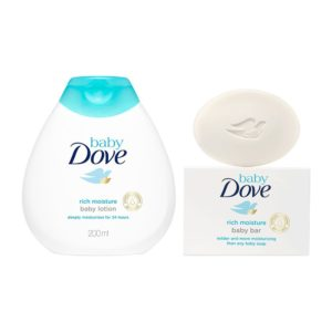 Baby Dove Rich Nourishing Lotion, 75g