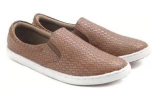 Carlton London CLL-4013 Sneakers For Women (Brown)