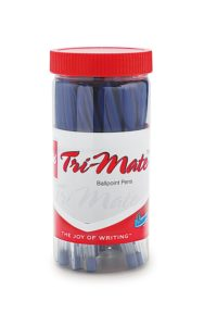 Cello Trimate Ball Pen Set - Pack of 25 (Blue)