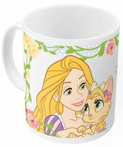 Disney Princess Ceramic Coffee Mug Set, 250ml, Set of 3 at rs.148