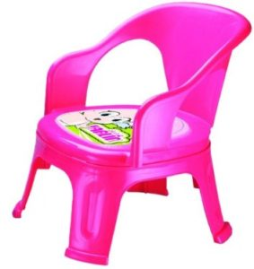 Farlin Baby Chair (Pink)