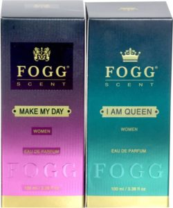 Flipkart- Buy Fogg Perfume Combo Set  (Set of 2) at Rs 547