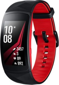 Flipkart - Buy Samsung Gear Fit 2 Pro Smartband  (Red Strap, Size  Large) at Rs 10,990