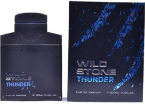 Flipkart - Buy Wild Stone THUNDER Eau de Parfum - 100 ml  (For Men) at Rs 374 only