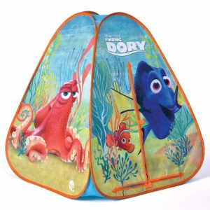 Frog Finding Dory Pop up Play Tent