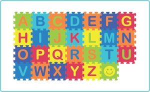 Funjoy English Alphabets A to Z