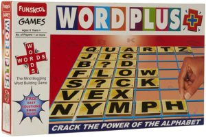 Funskool Word Plus, Multi Color