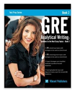 GRE Analytical Writing at rs.189