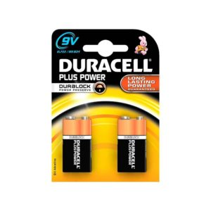 Grofers - Buy Duracell 9V Battery (Pack of 2) at Rs. 220