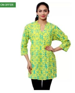 Jhoomar kurtis at 85% off