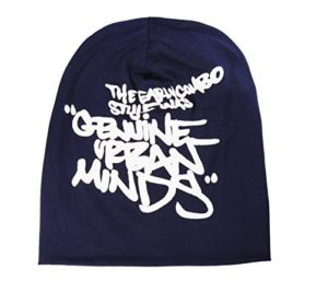 Noise Genuine Urban Minds Beanie-Blue at rs.95
