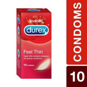 Paytm Mall - Buy Durex Condoms (Pack of 10) at Rs. 36