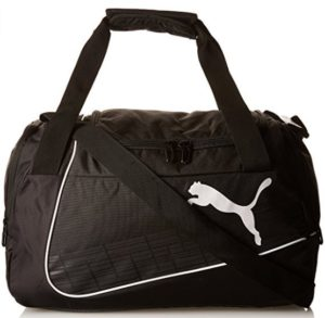 Puma Polyester 49 cms Black White Travel Duffle (7387901) at rs.828