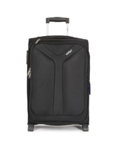 Safari Unisex Black Kayak Cabin Trolley Bag