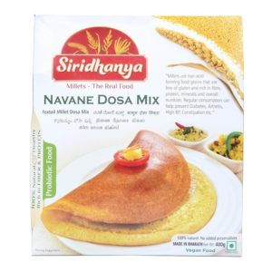 Shiridhanya Navane Dosa Mix