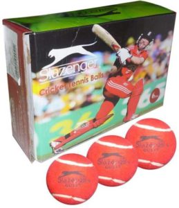 Slazenger Gully Cricket Tennis Ball