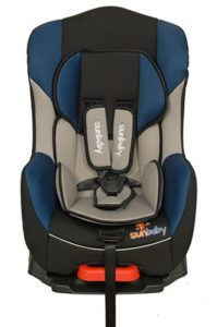Sunbaby Orion Car Seat without Bumper (Blue)  at rs.2524