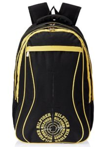 Tommy Hilfiger Black Casual Backpack at rs.688