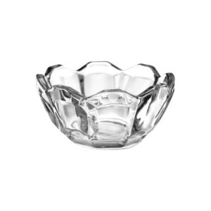 Treo By Milton Shelby Glass Bowl Set, Set of 6, Transparent
