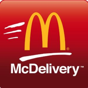 mcdelivery free coke