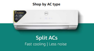 Amazon Air Conditioners at upto 40% off