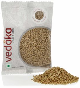 Amazon Brand - Vedaka Fenugreek