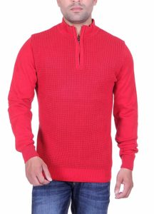 Amazon- Buy Acrylic Pullover Men's Cotton T-shirt at flat Rs 299