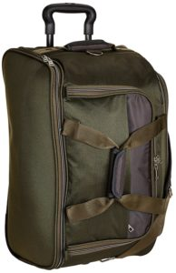 Amazon- Buy Aristocrat Polyester 57 cms Olive Travel Duffle at Rs 1766