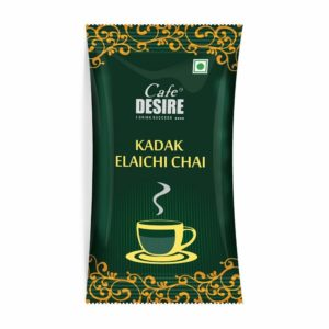 Amazon- Buy Cafe Desire Instant Tea Premix - 30 Sachets (600g) at Rs 300