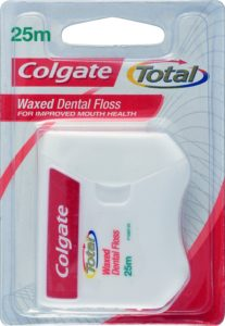 Amazon - Buy Colgate Waxed Dental Floss - 25 m at Rs. 50