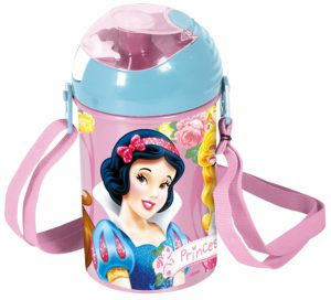 Amazon - Buy Disney Princess Polypropylene Pop Up Canteen Bottle, 450ml at Rs. 118
