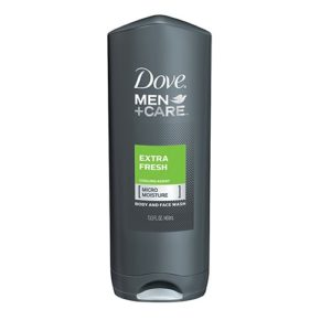 Amazon - Buy Dove Men + Care Body and Face Wash, Extra Fresh, 400ml at Rs 150 only