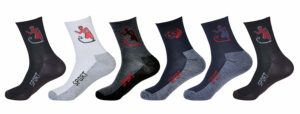 Amazon- Buy Golazo Mens Online Semi Ankle Length Sports Cotton Premium Socks Pack Of 6 at Rs 149