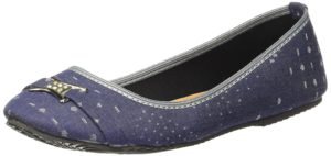 Amazon- Buy Kanvas Katha Women's Ballet Flats at Rs 150
