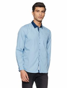 Amazon - Buy Lee Men's Casual shirts at flat 70% off