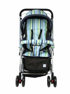 Amazon- Buy Mee Mee Baby Pram with Soft Cushioned Seat, Full Leg Cover and Canopy at Rs 3189