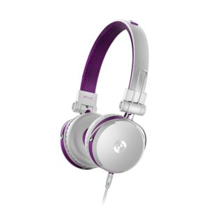 Amazon- Buy MuveAcoustics Impulse Wired On-Ear Headphones with Mic and Heavy Bass at Rs 1299