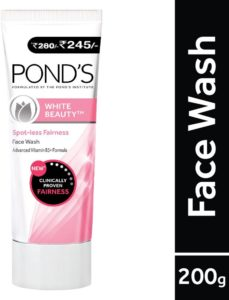 Amazon - Buy Pond's White Beauty Daily Face Wash