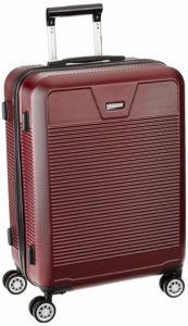 Amazon - Buy Pronto Vectra Plus ABS 68 cms Maroon Suitcases at Rs 2438