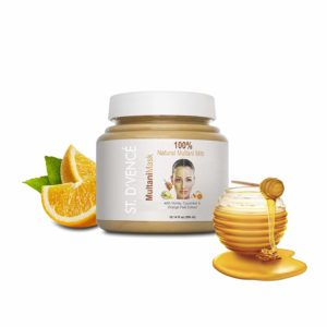 Amazon - Buy ST. D'VENCÉ Multani Mask Face Pack with Honey, Cucumber and Orange Peel Extracts, 300ml at Rs 199 only