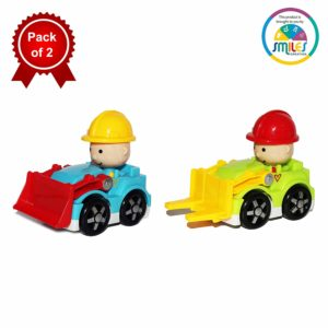 Amazon - Buy Smiles Creation Mini Friction Car at Rs 91 only