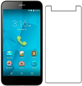 Amazon- Buy Tempered Glass Screen Protector For Micromax Canvas Juice 2 at Rs 1