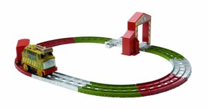 Amazon - Buy Thomas and Friends Motorized Railway Diesel Works Starter Set  at Rs 380 only