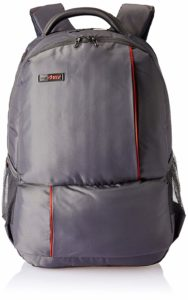 Amazon - Buy VIP Median 27 Ltrs Steel Grey Laptop Backpack  at Rs 1349