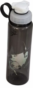 Amazon- Buy WWE Superstar Undertaker Plastic Sipper Bottle, 700ml, Multicolour at Rs 108