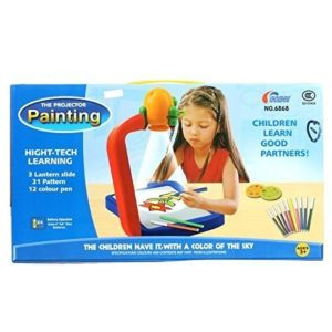 Amazon - Buy Webby Children Kids Projector Painting Drawing Activity Kit at Rs. 290